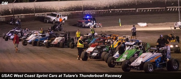 USAC West Coast Sprint Cars